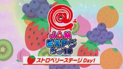 @JAM EXPO 2019~ストロベリーステージ day1