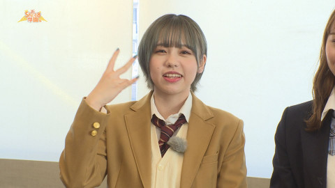 松本慈子 上村亜柚香 佐藤佳穂 SKE48