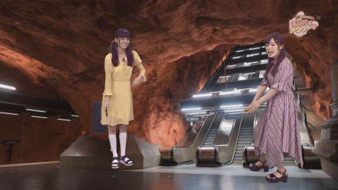 大西亜玖璃 直田姫奈 占い天使オッティモちゃん