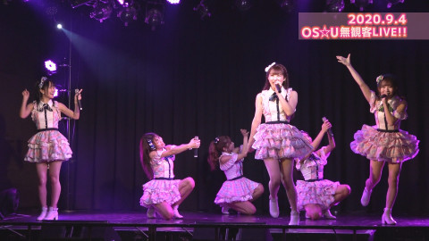 夏川愛実 OS☆U Re:Clash RABBIT HUTCH PIDL☆未来stage VeryMerry